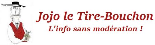 Jojo Le Tire bouchon